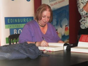 Hilary Mantel 14.08.2012